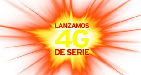 Simyo se apunta al 4G, de serie en todas sus tarifas