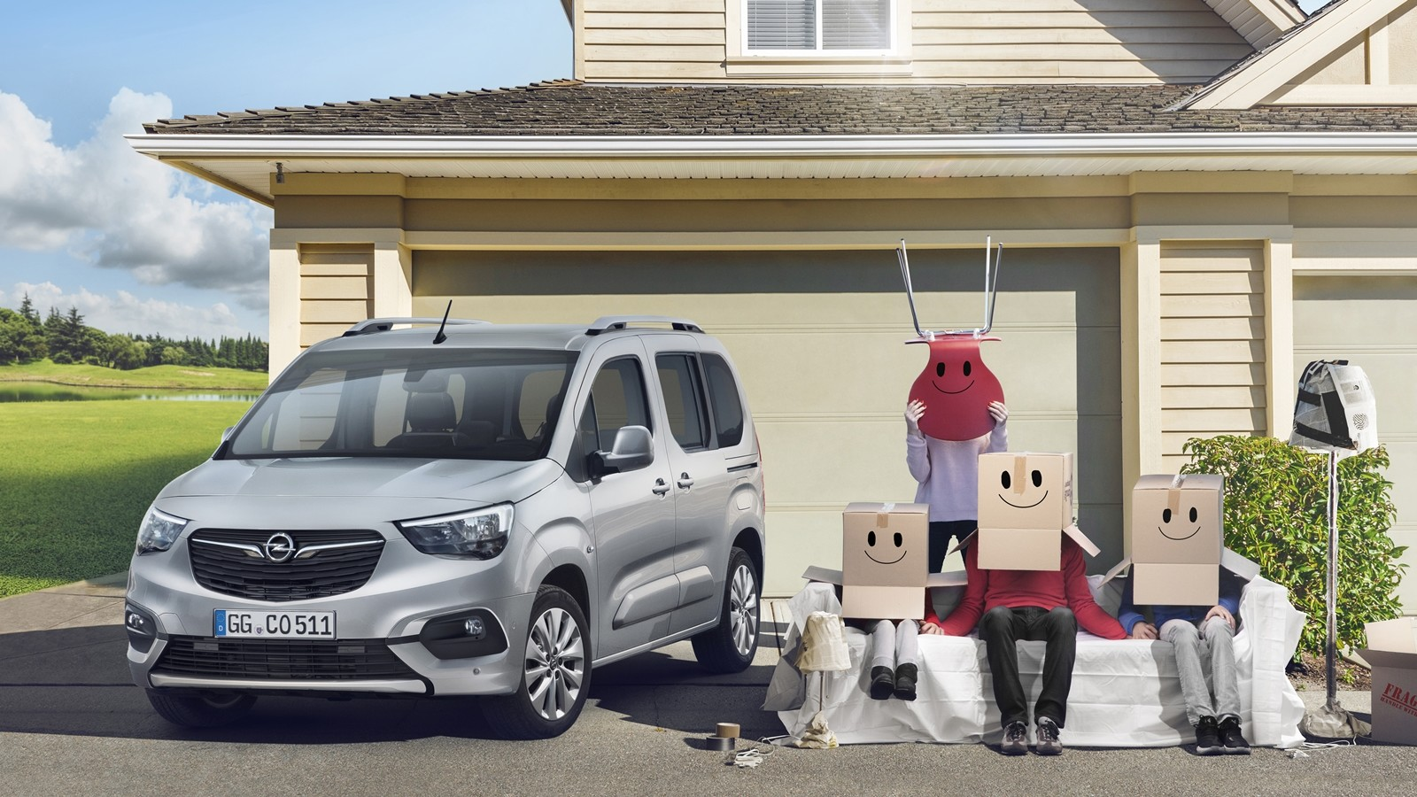 Foto de Opel Combo Life 2018 (13/63)