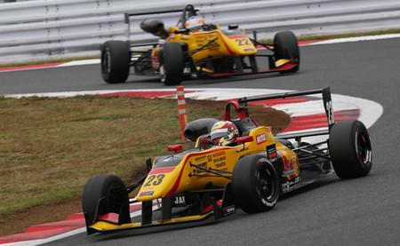 Daiki Sasaki Fuji F3 2014