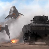 ¿Cuál será el papel de los robots en las guerras del futuro?