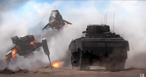 Así ve la guerra del futuro el profesor que defiende los robots soldados