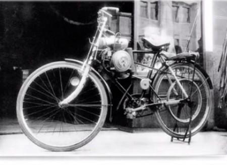 Primera Moto Honda