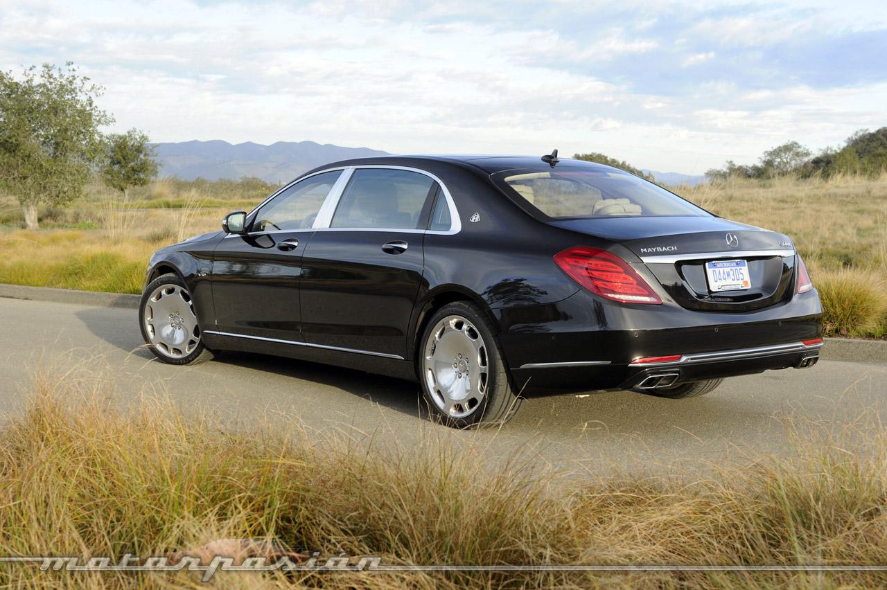 Foto de Mercedes-Maybach Clase S, primeras impresiones (5/31)