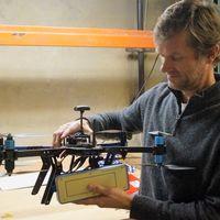 Este radar, financiado por Bill Gates, sería capaz de detectar drones en tiempo real y lo pondrán a prueba durante el Super Bowl