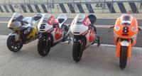 A la venta la Marc VDS Kalex, Caterham Suter & AGT REA Racing de Moto2