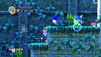 'Sonic the Hedgehog 4: Episode II'. Vídeo con gameplay