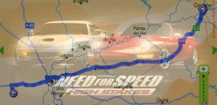 El conductor más rápido de Andalucía ya tiene nombre