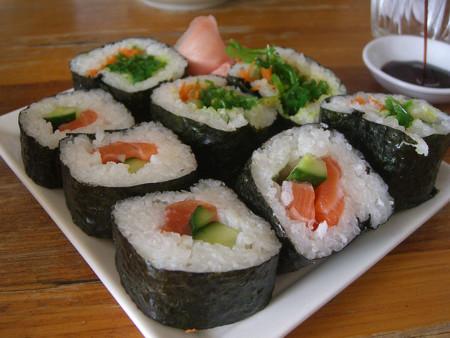 Añadiendo algas marinas a tu dieta puede ayudarte a tener un corazón sano
