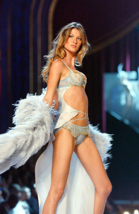 Gisele Bundchen 2003 Victorias Secret