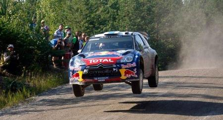 Rally de Finlandia 2011: lucha en cabeza entre los Citroën
