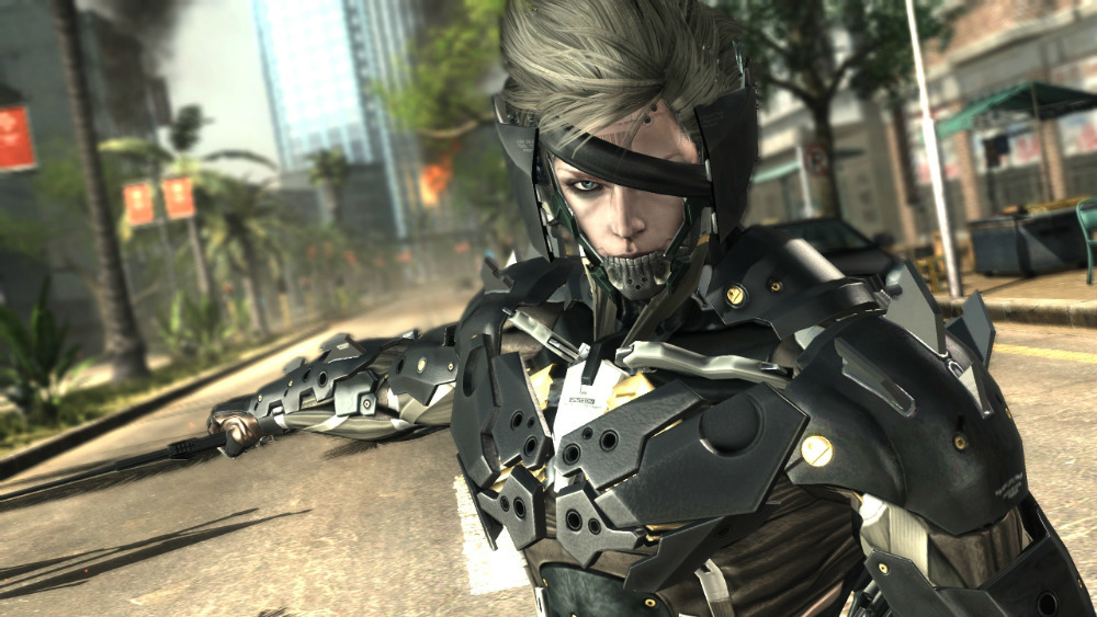 Foto de Metal Gear Rising: Revengeance - 22/02/2012 (1/6)