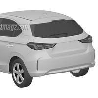¡Filtrado! El nuevo Honda City se escapa en versión hatchback (y no hablamos del Fit)