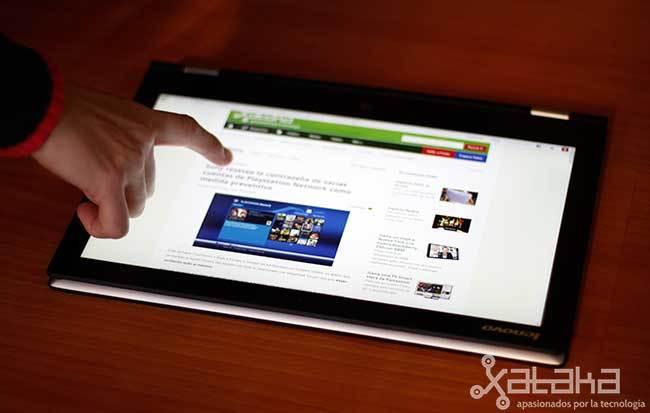 Foto de Lenovo IdeaPad Yoga 2 Pro (20/31)