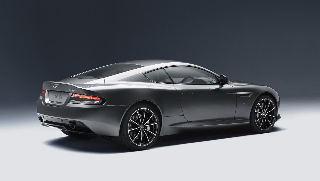 Foto de Aston Martin DB9 GT (1/4)