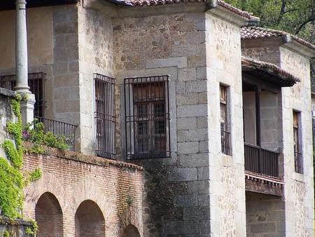 En el Monasterio de Yuste (Cáceres), entre otros palacios y monasterios, los parados entran gratis