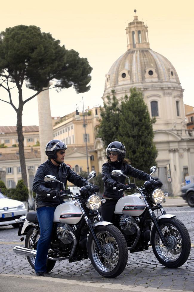 Foto de Moto Guzzi V7 Classic (39/42)