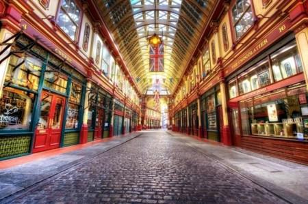 Leadenhall Market: la zona muerta de la ciudad más viva de Europa