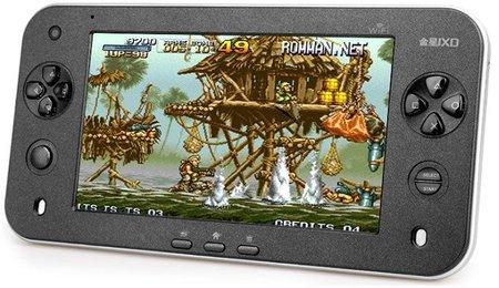 """De la serie """"China y sus copias"""", llega la tablet JXD S7100 con Android 2.2"""