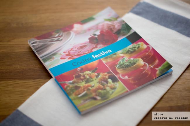 Cocina festiva libro de recetas - Libros de cocina originales ...