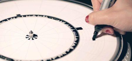Dyskograf, un fonógrafo moderno que convierte en música nuestros dibujos