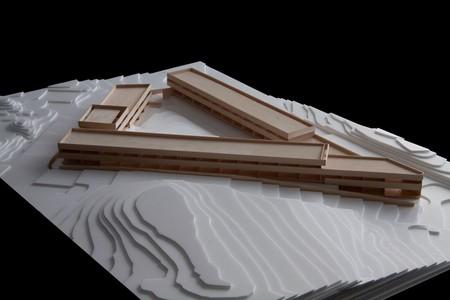 arquitectura maqueta proyecto