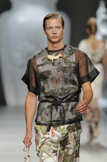 Ana Locking Primavera-Verano 2013 en la Mercedes-Benz Fashion Week Madrid