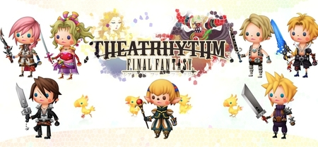 Hoy llegan las primeras canciones en DLC del 'Theatrhythm Final Fantasy'. Aquí el resto de novedades de la eShop de 3DS