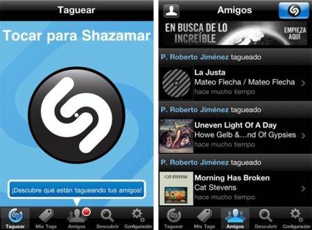 Shazam actualiza su versión gratuita y elimina las restricciones para identificar canciones