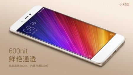 Xiaomi Mi 5s Pantalla
