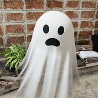 """Cómo ver el fantasma 3D de Halloween de Google y otros """"monstruitos"""" en realidad aumentada"""