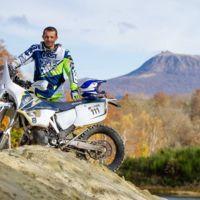 El reto de Sylvain Espinasse: acabar el Dakar con una 125 de dos tiempos