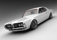 1968 Mercury Cougar by Vizualtech