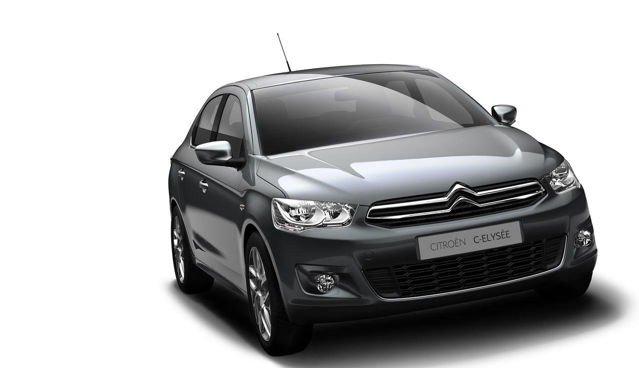 Foto de Citroën C-Élysée (8/23)