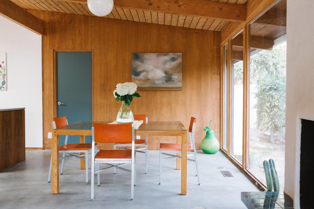 Abrir los espacios para una mejor calidad de vida, descubre el antes y después de esta casa vintage que nos inspira