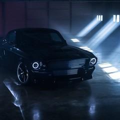Foto 2 de 9 de la galería charge-ford-mustang-electrico en Motorpasión