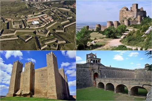 Ruta de otoño, ruta por los nueve mejores castillos de la Corona de Aragón