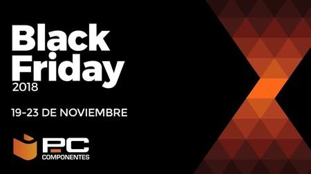 Comienza la Black Week de PcComponentes: rebajas en portátiles, monitores y consolas en la semana del Black Friday