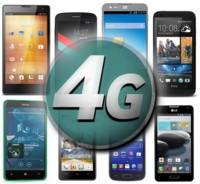 Ocho smartphones 4G por menos de 250 euros