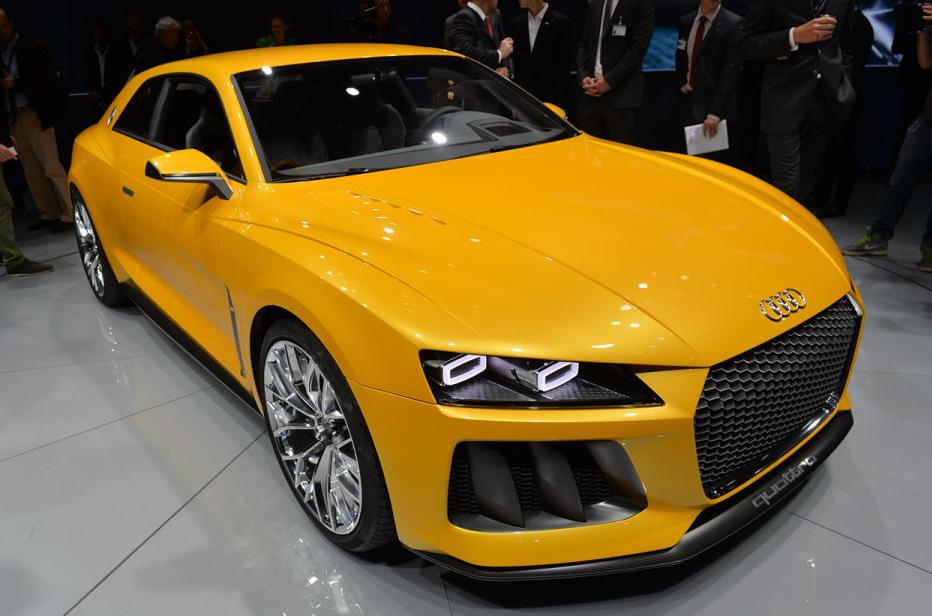 Foto de Audi Quattro Sport e-tron Concept (7/10)