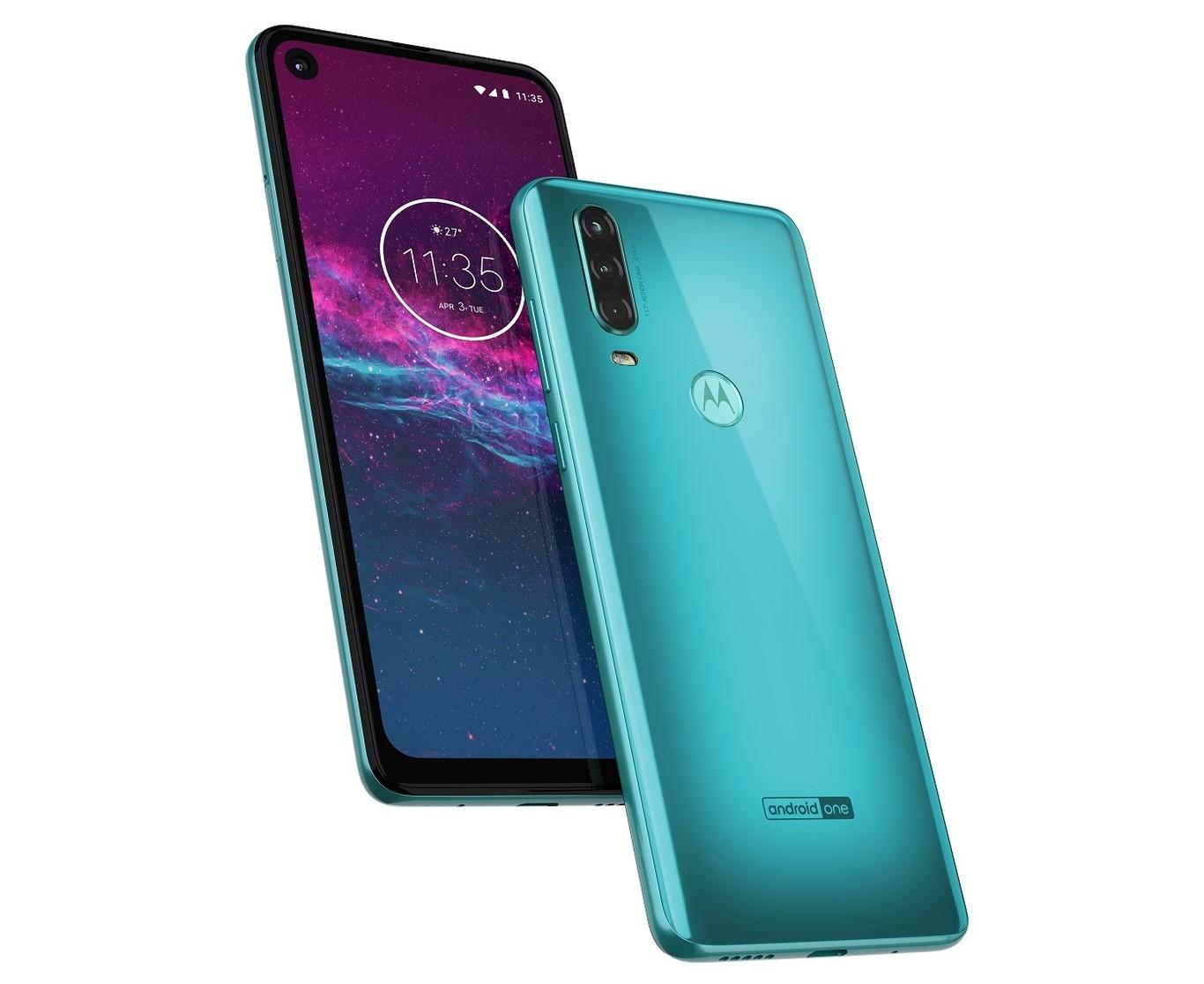 Motorola One Action: su primer Android One con tres cámaras quiere hacer más fácil la vida de los amantes del...