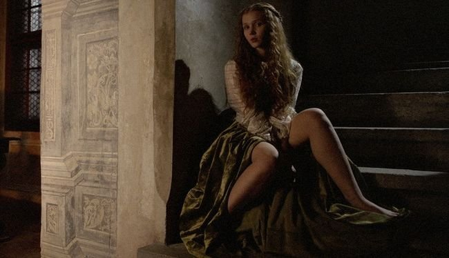 Borgia - Lucrecia Isolda