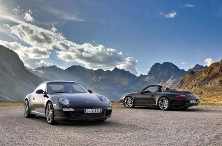 Porsche 911 Black Edition, edición limitada a precio normal