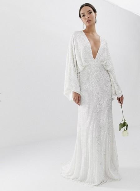 Vestido Novia Low Cost 05