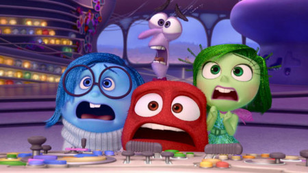 Inside Out Official Movie Trailer