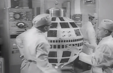 Telstar 1, el primer satélite de televisión