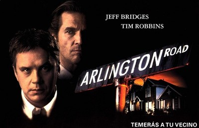 Críticas a la carta | 'Arlington Road. Temerás a tu vecino', de Mark Pellington