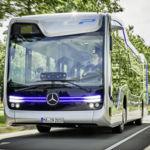 Mercedes-Benz Future Bus: un autobús autónomo que ya ha rodado por sí mismo en Amsterdam