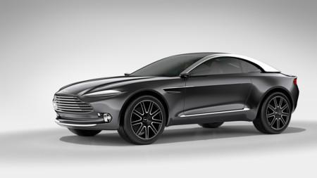 El Aston Martin DBX se fabricará en Gales