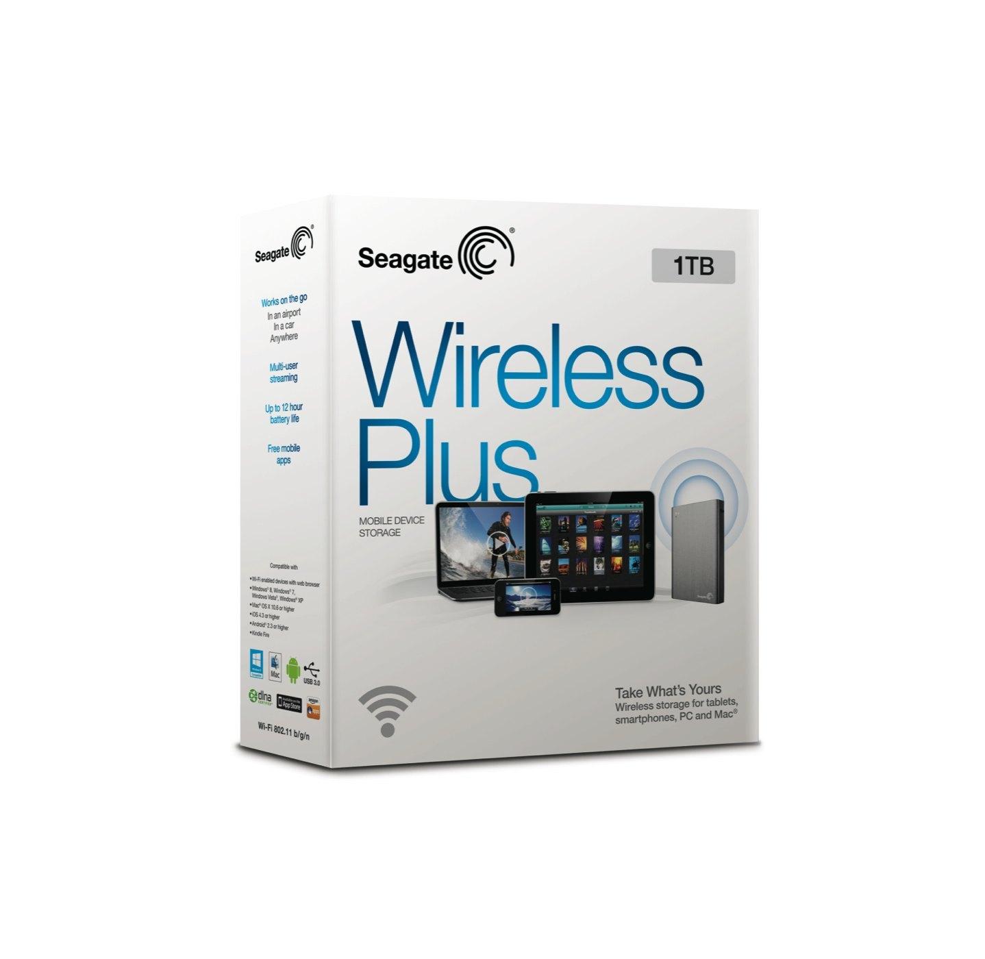 Foto de Seagate Wireless Plus (3/4)