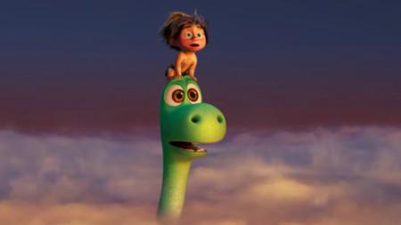 Pixar recuerda sus 20 años con un emocionante tráiler de 'El viaje de Arlo' ('The Good Dinosaur')